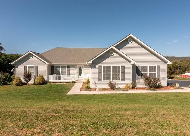 2576 Old Baltimore Rd., Draper, VA 24324 (MLS #76147) :: Highlands Realty, Inc.