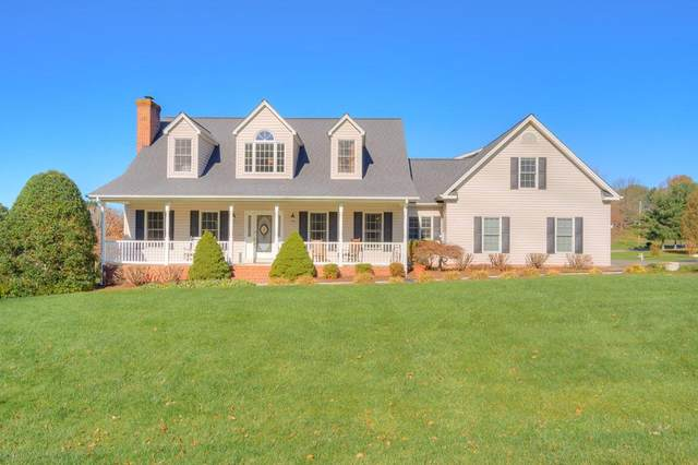 595 Century Court, Wytheville, VA 24382 (MLS #76371) :: Highlands Realty, Inc.
