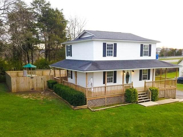 208 Hallock Drive, Abingdon, VA 24210 (MLS #76407) :: Highlands Realty, Inc.