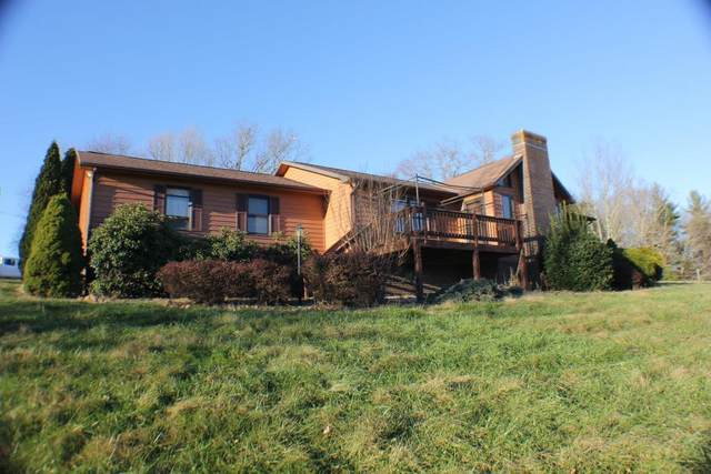 550 Sunny Cove Lane, Hillsville, VA 24343 (MLS #76622) :: Highlands Realty, Inc.