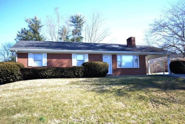 1120 N 11th Street, Wytheville, VA 24382 (MLS #76834) :: Highlands Realty, Inc.