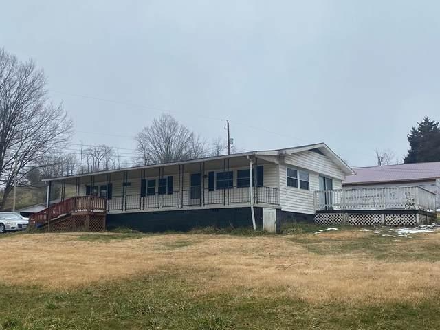 3167 Ervintown Road, Castlewood, VA 24244 (MLS #76871) :: Highlands Realty, Inc.