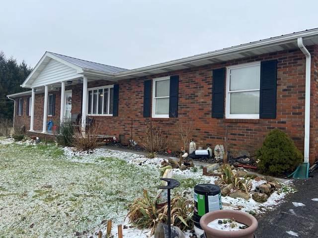 63 Compton Ln, Honaker, VA 24260 (MLS #77110) :: Highlands Realty, Inc.