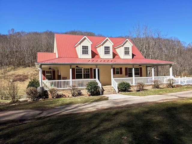 369 Etter Rd, Rural Retreat, VA 24368 (MLS #77226) :: Highlands Realty, Inc.