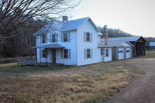 5018 Spring Road, Patrick Springs, VA 24133 (MLS #77246) :: Highlands Realty, Inc.