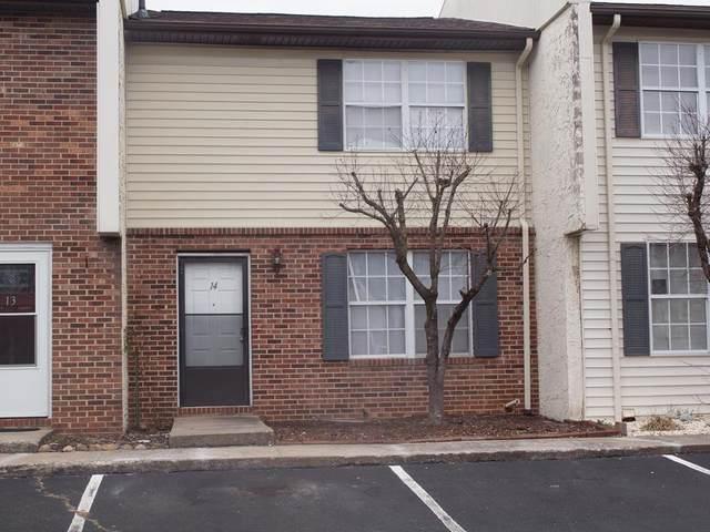 75 Old Airport Road #14, Bristol, VA 24201 (MLS #77389) :: Highlands Realty, Inc.