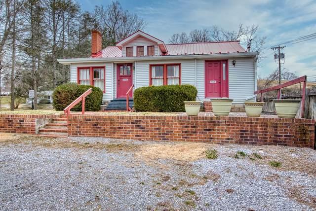 903 Main Street, Abingdon, VA 24210 (MLS #77397) :: Highlands Realty, Inc.