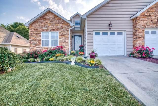 222 Roo Place, Bristol, VA 24201 (MLS #77569) :: Highlands Realty, Inc.