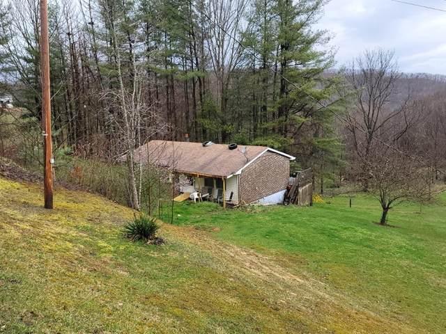 464 Pugh Mountain Rd, Marion, VA 24354 (MLS #77576) :: Highlands Realty, Inc.