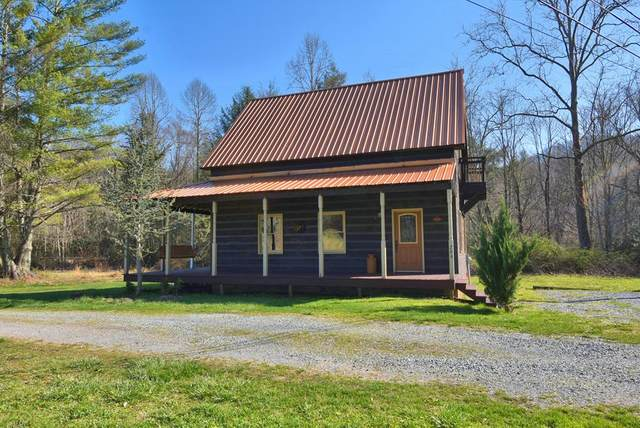 764 Konnarock, Damascus, VA 24236 (MLS #77718) :: Highlands Realty, Inc.