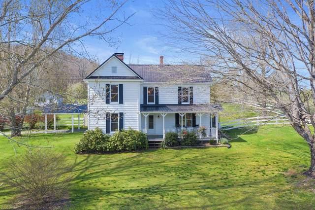 30343 Old Saltworks Road, Meadowview, VA 24361 (MLS #77741) :: Highlands Realty, Inc.