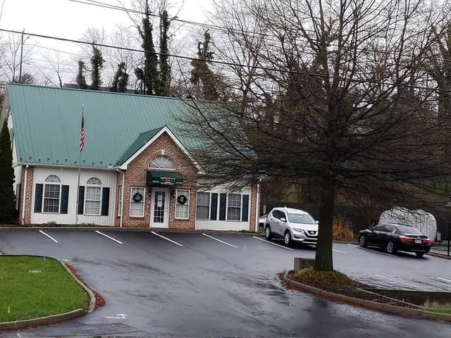 1237 W  Main Street, Suite B, Abingdon, VA 24210 (MLS #77809) :: Highlands Realty, Inc.