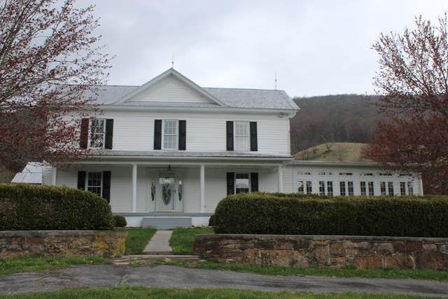 754 Mill Road, Tazewell, VA 24651 (MLS #77839) :: Highlands Realty, Inc.