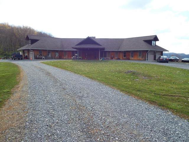 1837 Whitley Branch Road, North Tazewell, VA 24630 (MLS #77854) :: Highlands Realty, Inc.