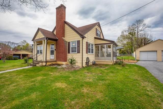 790 2nd, Wytheville, VA 24382 (MLS #77927) :: Highlands Realty, Inc.