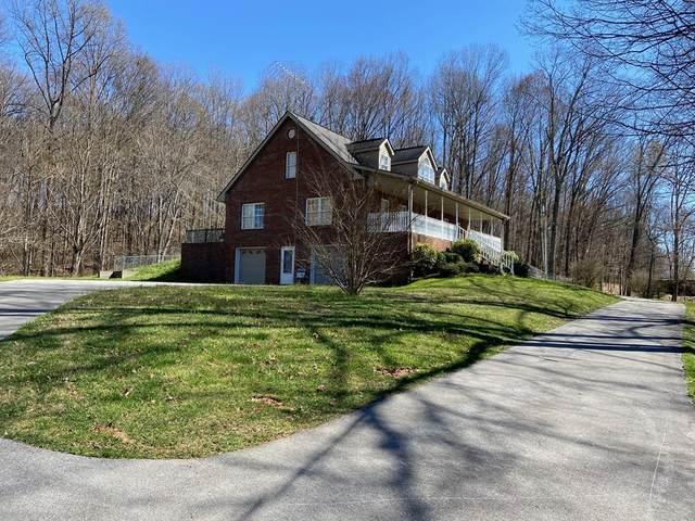 730 Marsh Rd, Nickelsville, VA 24271 (MLS #77930) :: Highlands Realty, Inc.
