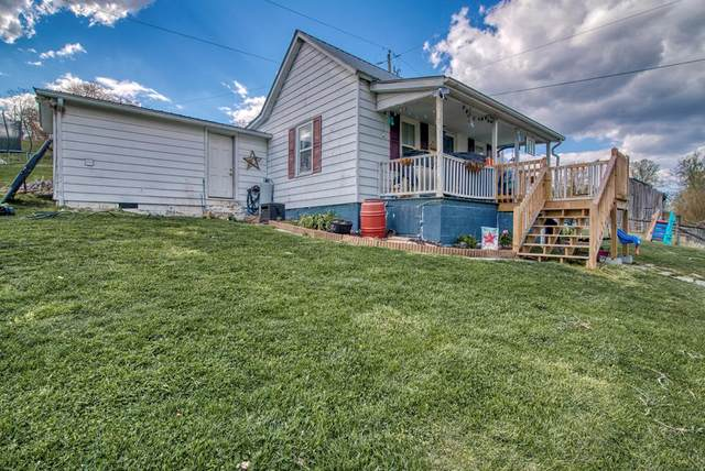 14152 Flatwood Acres, Chilhowie, VA 24319 (MLS #77932) :: Highlands Realty, Inc.