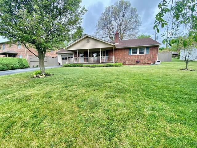 115 Magnolia Street, Marion, VA 24354 (MLS #78141) :: Highlands Realty, Inc.