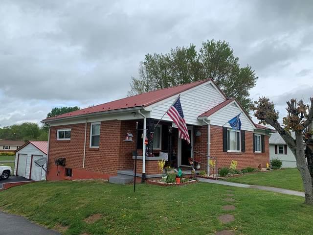 215 Coyner Ave, Marion, VA 24354 (MLS #78163) :: Highlands Realty, Inc.