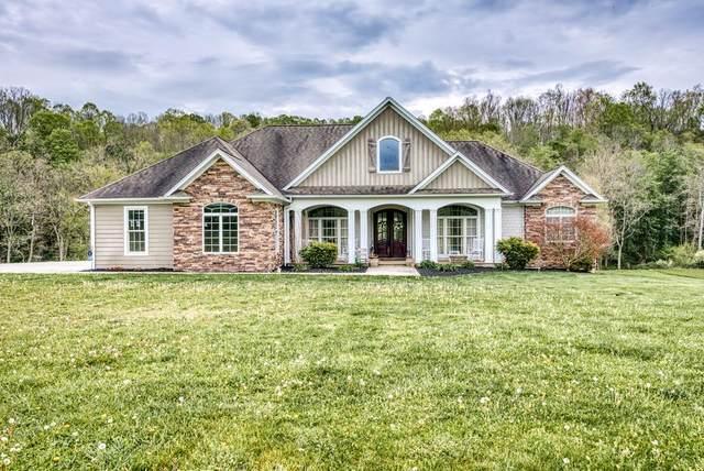 691 Fox Valley Road, Marion, VA 24354 (MLS #78170) :: Highlands Realty, Inc.