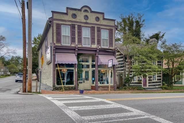 301 E Main St., Abingdon, VA 24210 (MLS #78268) :: Highlands Realty, Inc.