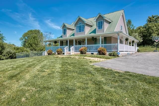 429 Vale Circle, Marion, VA 24354 (MLS #78383) :: Highlands Realty, Inc.