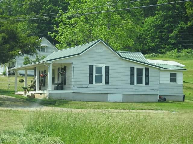 438 Airport Rd, Hillsville, VA 24343 (MLS #78459) :: Highlands Realty, Inc.