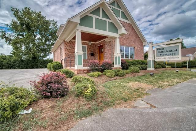 452 Main Street, Abingdon, VA 24210 (MLS #78505) :: Highlands Realty, Inc.