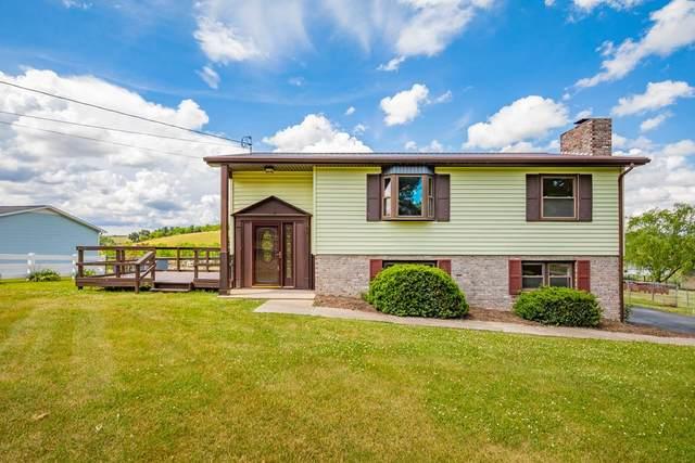 236 Whispering Pines Road, Max Meadows, VA 24360 (MLS #78666) :: Highlands Realty, Inc.