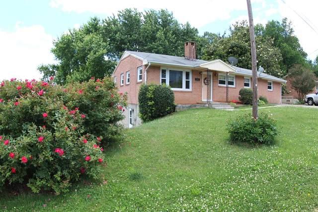 101 Hillcrest Court, Stuart, VA 24171 (MLS #78711) :: Highlands Realty, Inc.