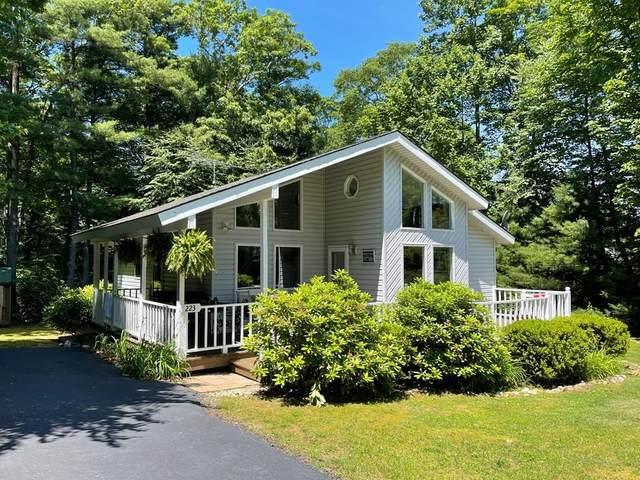 223 Laurel Dr, Fancy Gap, VA 24328 (MLS #78814) :: Highlands Realty, Inc.