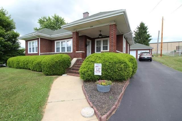 204 Water St, Hillsville, VA 24343 (MLS #78935) :: Highlands Realty, Inc.