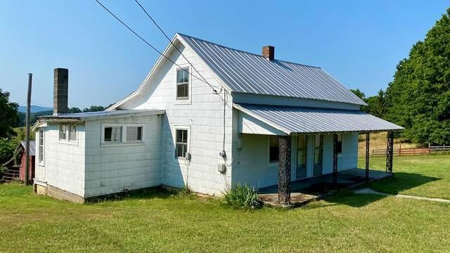 567 Coon Ridge Road, Hillsville, VA 24343 (MLS #79037) :: Highlands Realty, Inc.