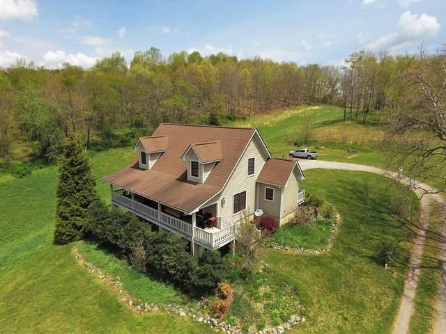 688 Etter Rd., Rural Retreat, VA 24368 (MLS #79073) :: Highlands Realty, Inc.