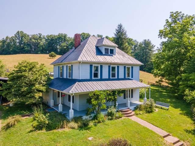 415 Reed Hill Road, Floyd, VA 24091 (MLS #79096) :: Highlands Realty, Inc.