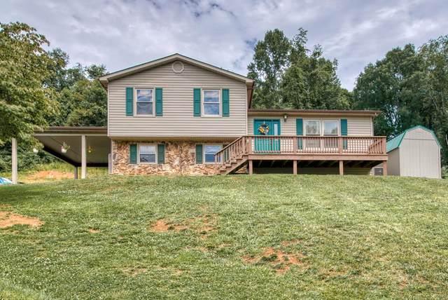 519 Campbell Dr., Saltville, VA 24370 (MLS #79146) :: Highlands Realty, Inc.