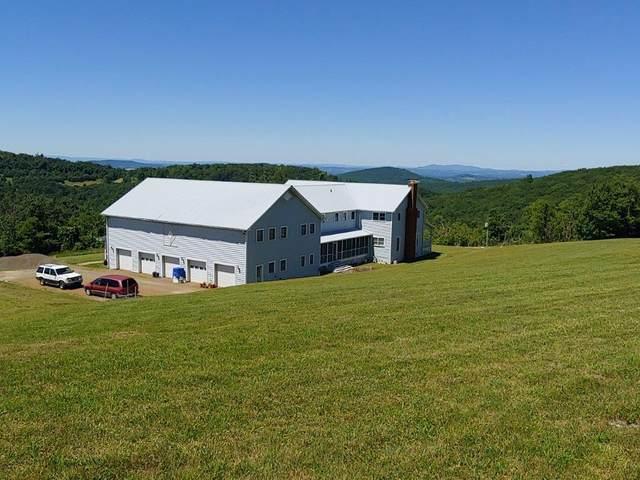 136 Old Fields Road, Floyd, VA 24091 (MLS #79182) :: Highlands Realty, Inc.