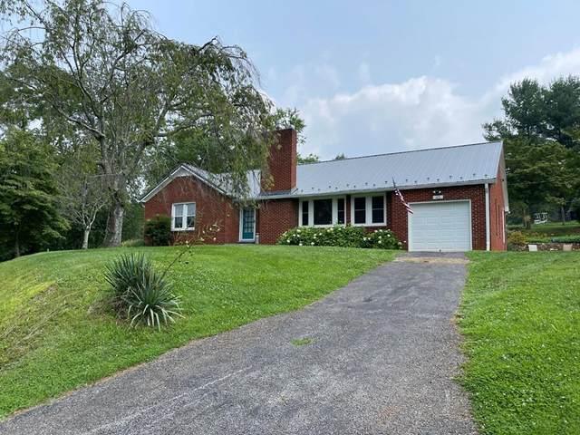 45 Snake Creek Rd, Hillsville, VA 24343 (MLS #79273) :: Highlands Realty, Inc.