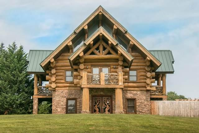 26289 Harrison Road, Abingdon, VA 24210 (MLS #79318) :: Highlands Realty, Inc.