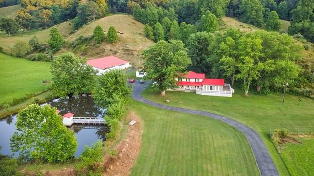 3120 Free Stone Valley Road, Tannersville, VA 24377 (MLS #79320) :: Highlands Realty, Inc.