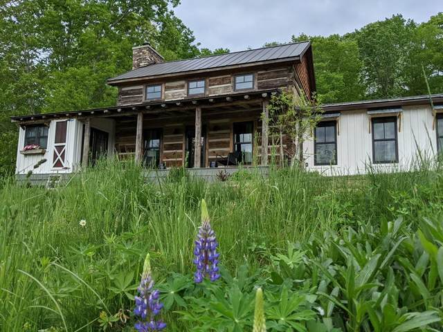 4608 Burkes Garden Road, Tazewell, VA 24651 (MLS #79375) :: Highlands Realty, Inc.
