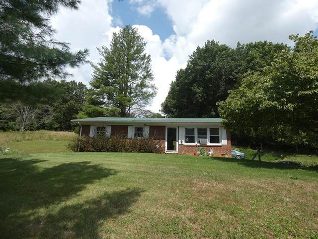 555 Dry Fork Rd., Chilhowie, VA 24319 (MLS #79664) :: Highlands Realty, Inc.