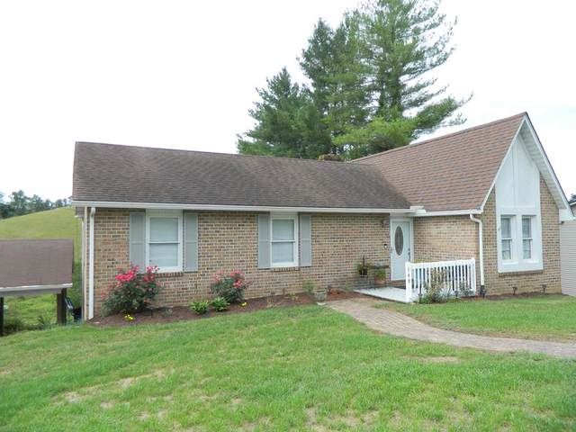 149 Crestwood Drive, Chilhowie, VA 24319 (MLS #79706) :: Highlands Realty, Inc.