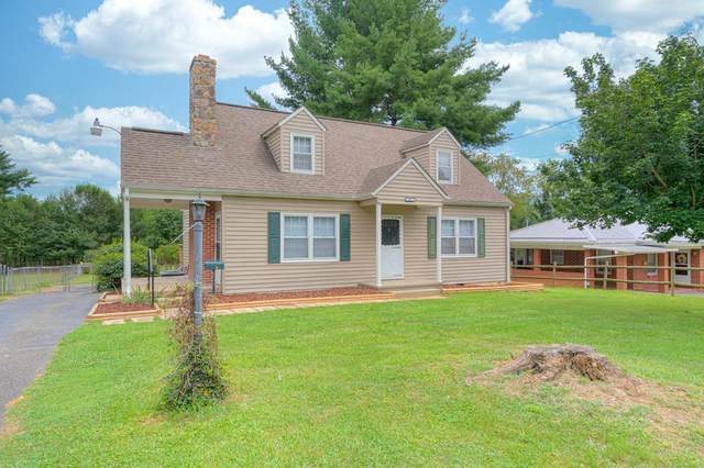 317 Northwood Dr, Pulaski, VA 24301 (MLS #79908) :: Highlands Realty, Inc.