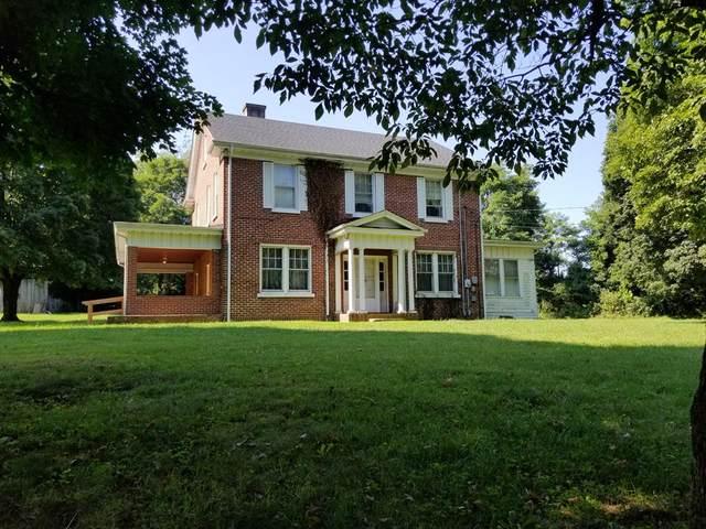 14224 Lee Highway, Bristol, VA 24202 (MLS #80019) :: Highlands Realty, Inc.