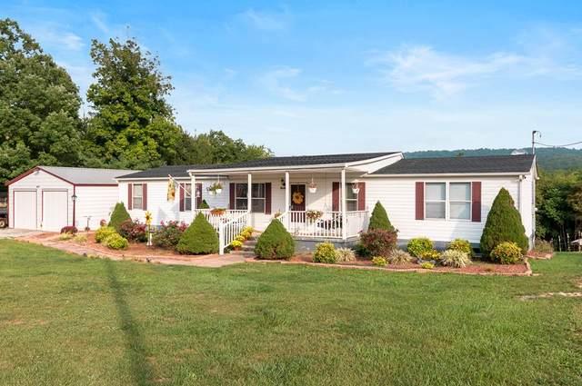 509 Grouse Ridge Road, Max Meadows, VA 24360 (MLS #80136) :: Highlands Realty, Inc.