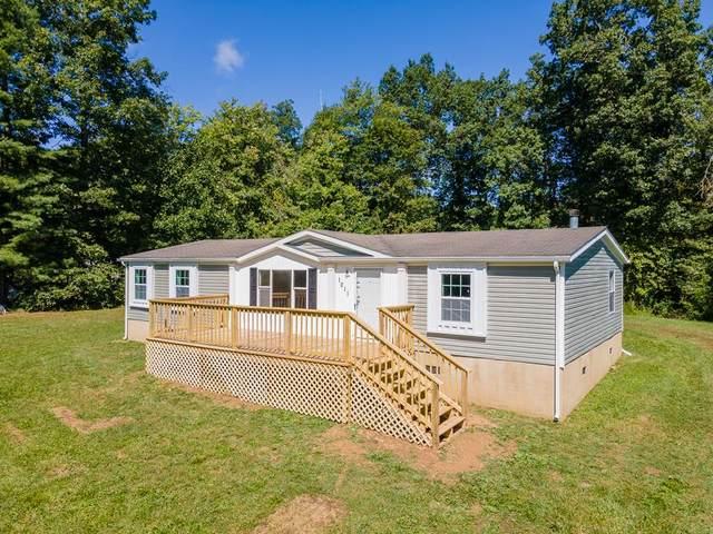 1011 Hummingbird Lane, Copper Hill, VA 24079 (MLS #80174) :: Southfork Realty