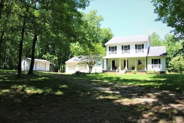 2377 Clark House Farm Rd, Stuart, VA 24171 (MLS #80223) :: Southfork Realty