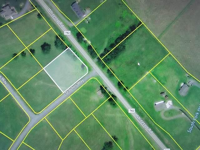 TBD Whitetop Road, Chilhowie, VA 24319 (MLS #80415) :: Southfork Realty