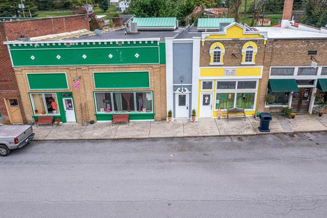 203-207 Town Square, Glade Spring, VA 24340 (MLS #80441) :: Southfork Realty